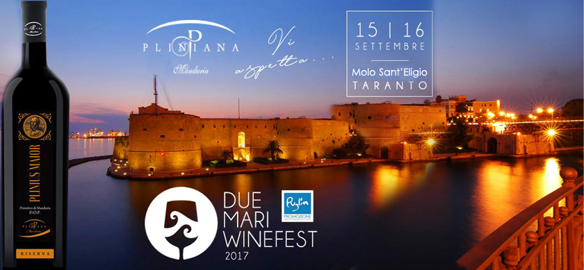 due mari winefest
